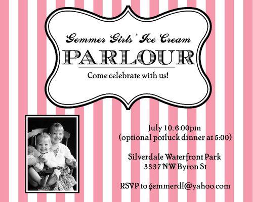 Party invite 2